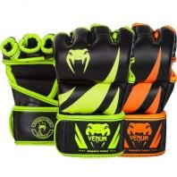 Перчатки ММА Venum Challenger Neo Orange/Black
