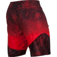 Шорты ММА Venum Fusion Black/Red