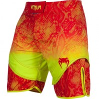 Шорты ММА Venum Fusion Orange/Yellow
