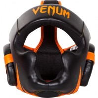 Шлем боксерский Venum Challenger 2.0 Neo Orange/Black