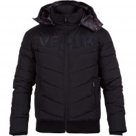 Пуховик Venum Sharp Down Jacket Black/Black