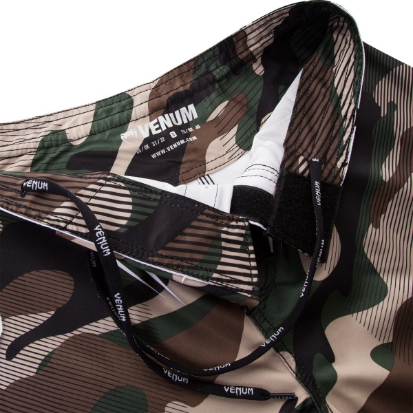 Шорты ММА Venum Camo Hero Fight Shorts - Green/Brown