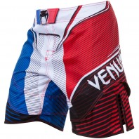 Шорты ММА Venum French Hero Fight Shorts Blue/Red/White