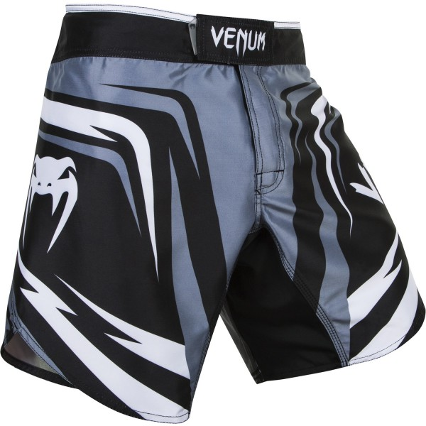 Шорты ММА Venum Sharp 2.0 Fight Shorts - Black/Grey