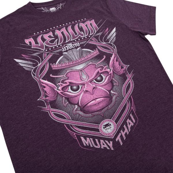 Футболка Venum Hanuman T-Shirt Purple