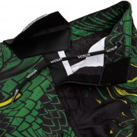 Шорты детские Venum Green Viper Black/Green