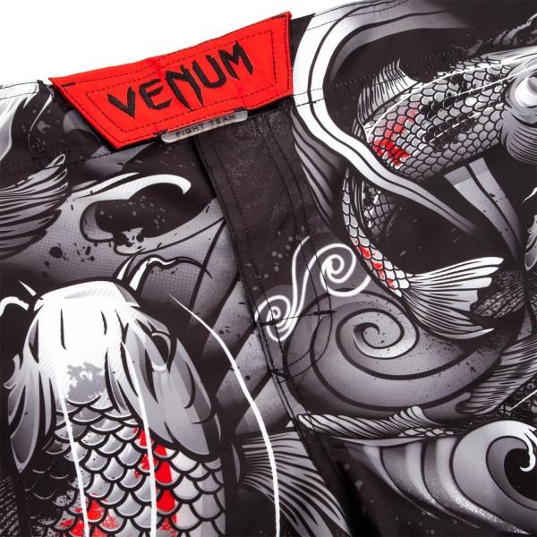 Шорты ММА Venum Koi 2.0 Black/White