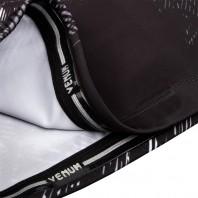 Рашгард Venum Santa Muerte 3.0 Black/White L/S