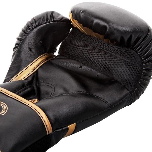 Перчатки боксерские Venum Challenger 2.0 Black/Gold
