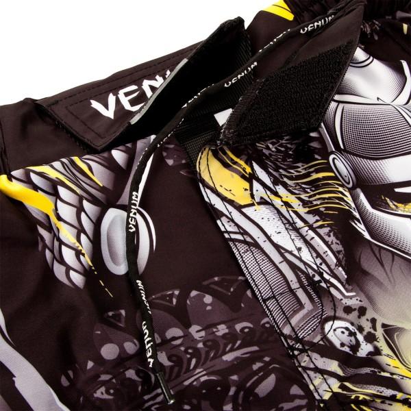 Шорты ММА Venum Viking 2.0 Black/Yellow
