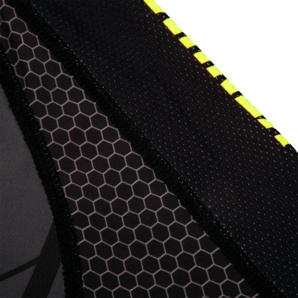 Рашгард Venum Technical 2.0 Black/Yellow L/S