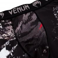 Компрессионные штаны Venum Grizzli Black/White