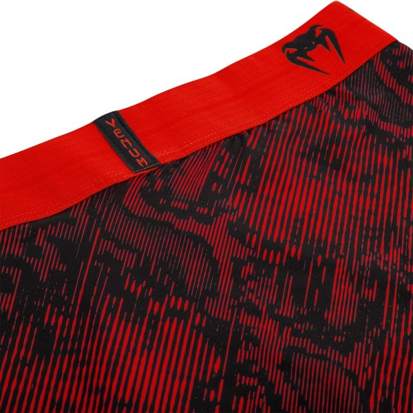 Трусы Venum Fusion Boxer Shorts - Black Red