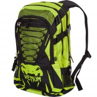 Рюкзак Venum Challenger Pro Backpack - Black/Yellow
