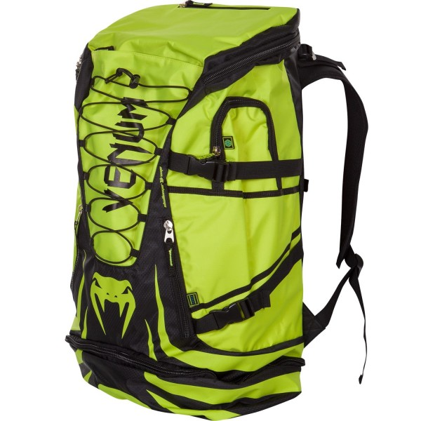 Рюкзак Venum Challenger Xtreme Back Pack - Black/Yellow