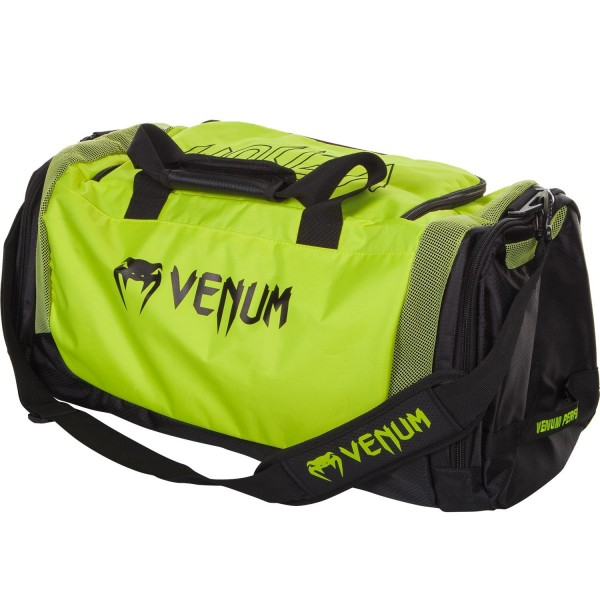 Сумка Venum Trainer Lite Black/Yellow