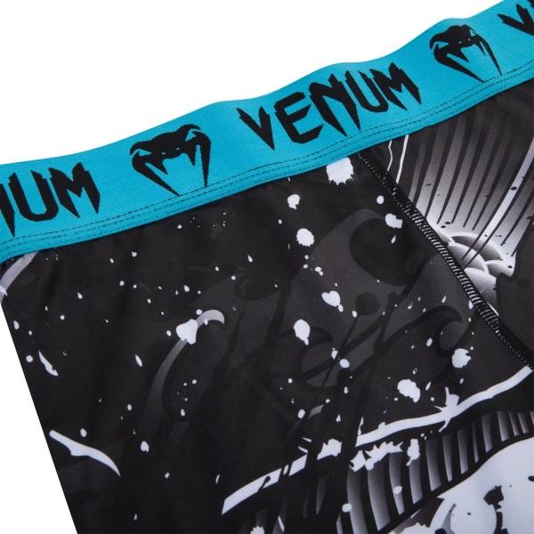 Компрессионные штаны Venum Koi - Black