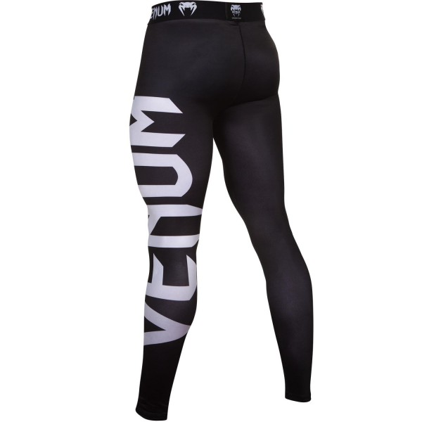 Компрессионные штаны Venum Giant Black