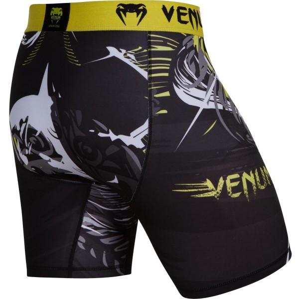 Компрессионные шорты Venum Viking Black