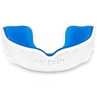 Капа боксерская Venum Challenger White/Blue