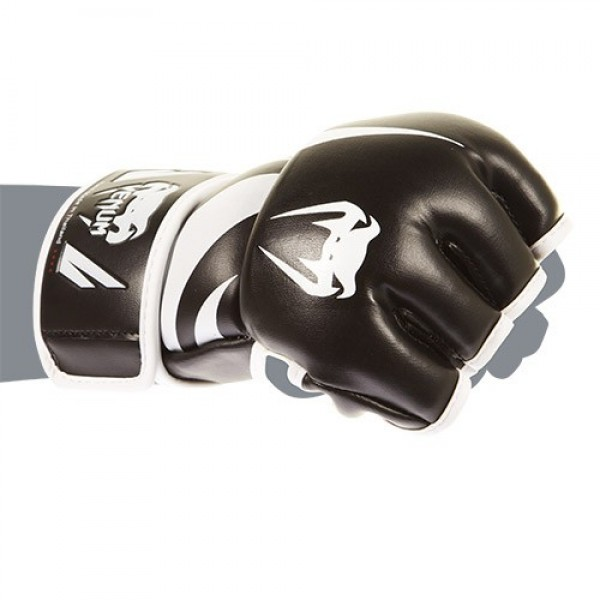 Перчатки ММА Venum Challenger Gloves - Black