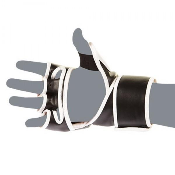 Перчатки ММА Venum Challenger Gloves - Black