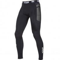 Компрессионные штаны Venum Absolute Compression Spats - Dark Grey
