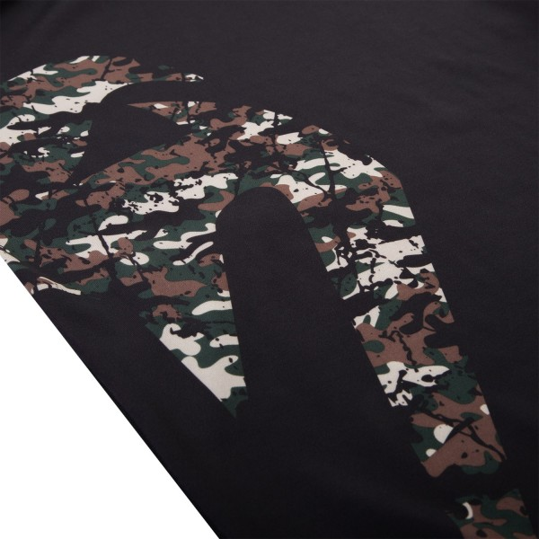 Рашгард Venum Original Giant Jungle Camo Black L/S