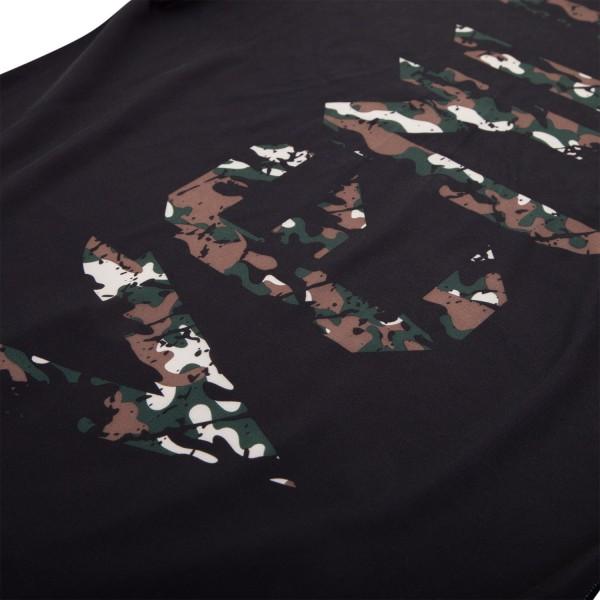 Рашгард Venum Original Giant Jungle Camo Black S/S