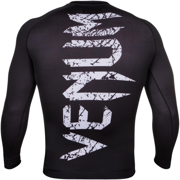 Рашгард Venum Original Giant Black/White L/S