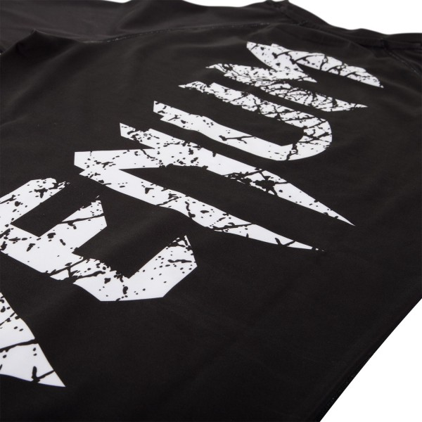 Рашгард Venum Original Giant Black/White S/S