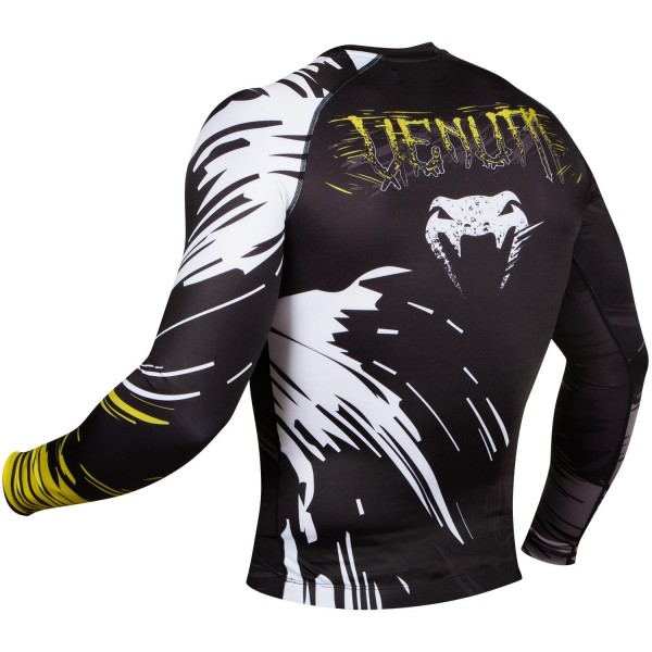 Рашгард Venum Viking Black L/S
