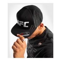 Бейсболка Venum Authentic UFC FightNight Black