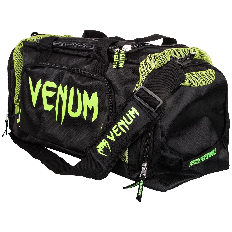 Сумка Venum Trainer Lite Black/Neo Yellow<br>Вес кг: 0.00000000;