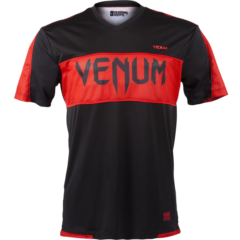 Футболка Venum Competitor Dry Fit Red Devil<br>Вес кг: 280.00000000;