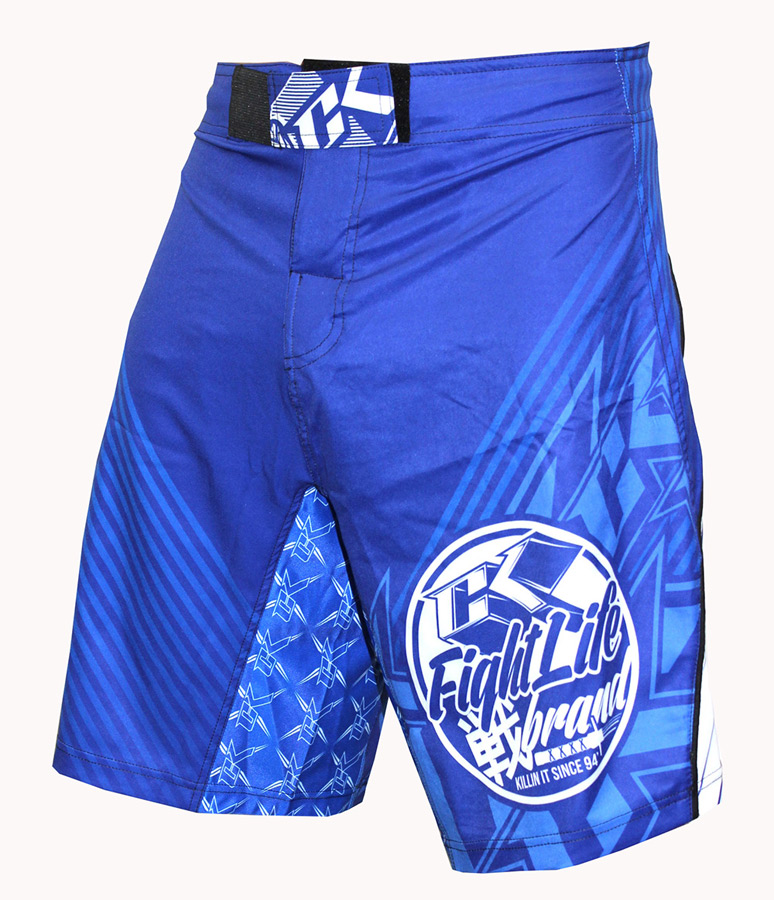 Шорты ММА Contract Killer YRS Blue Shorts<br>Вес кг: 350.00000000;