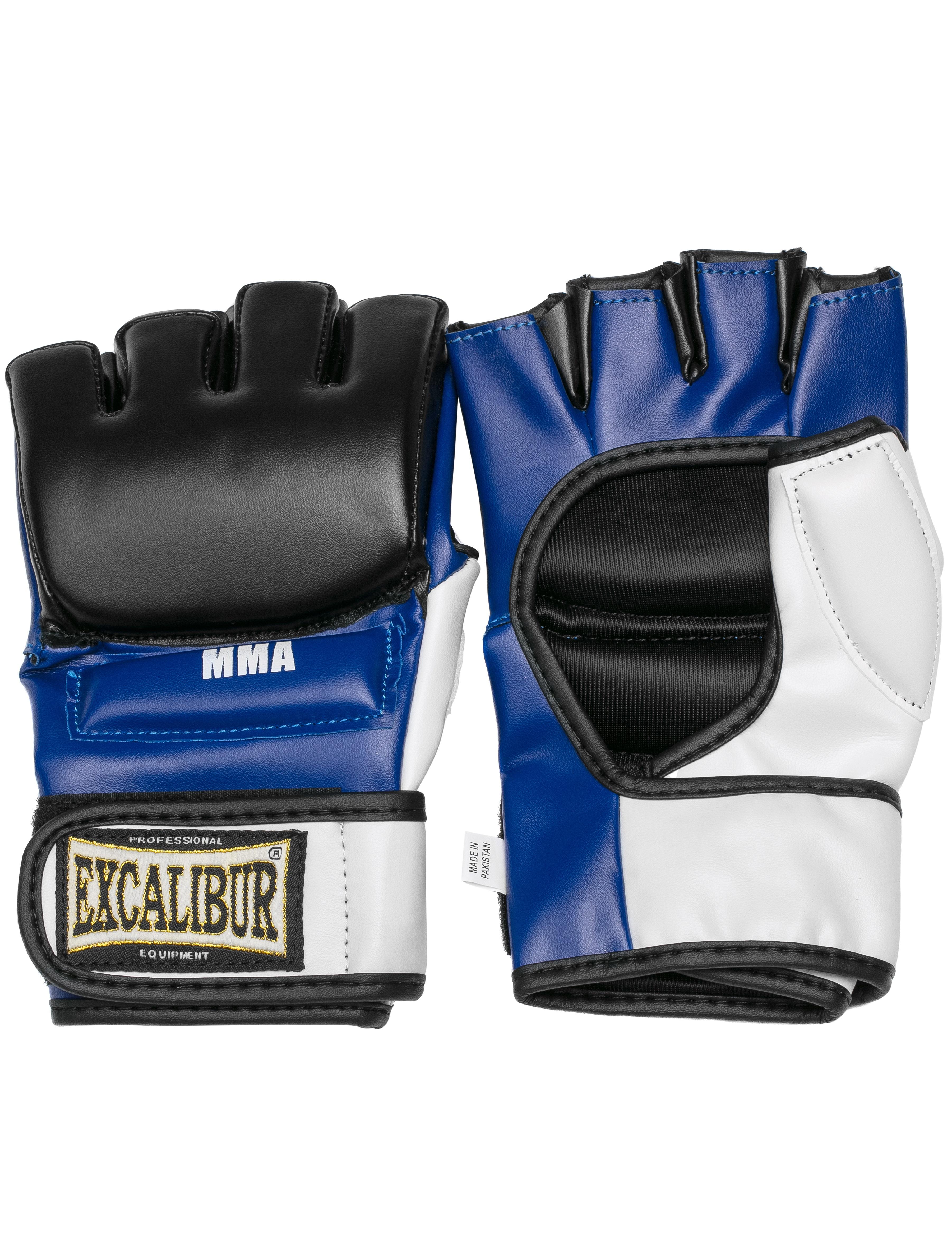 Перчатки ММА Excalibur 631/01 PU<br>Вес кг: 350.00000000;