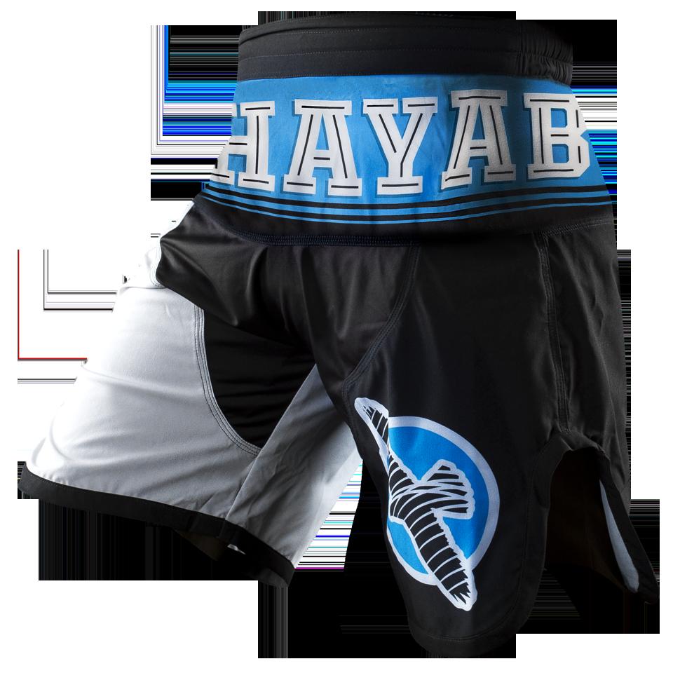 Шорты ММА Hayabusa Flex Factor Training Shorts Blue/Black<br>Вес кг: 350.00000000;
