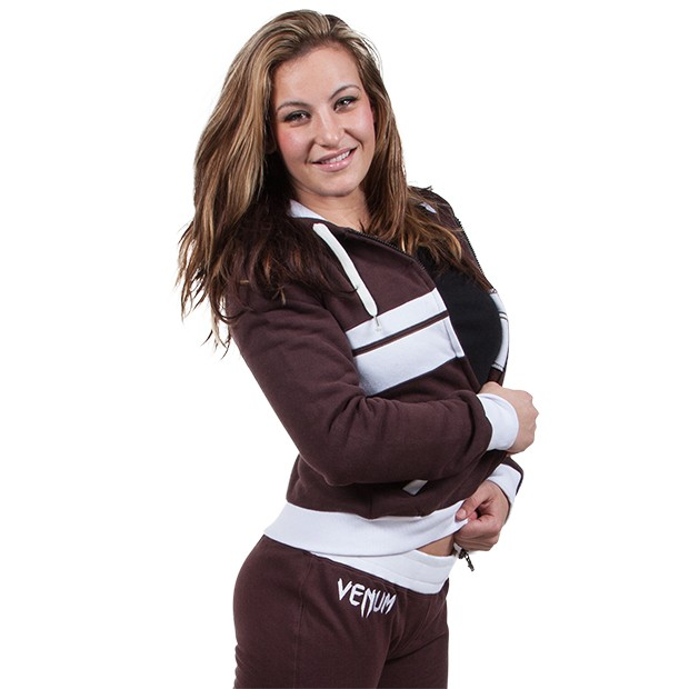 Толстовка Venum Carioca Hoody for Women Brown<br>Вес кг: 800.00000000;