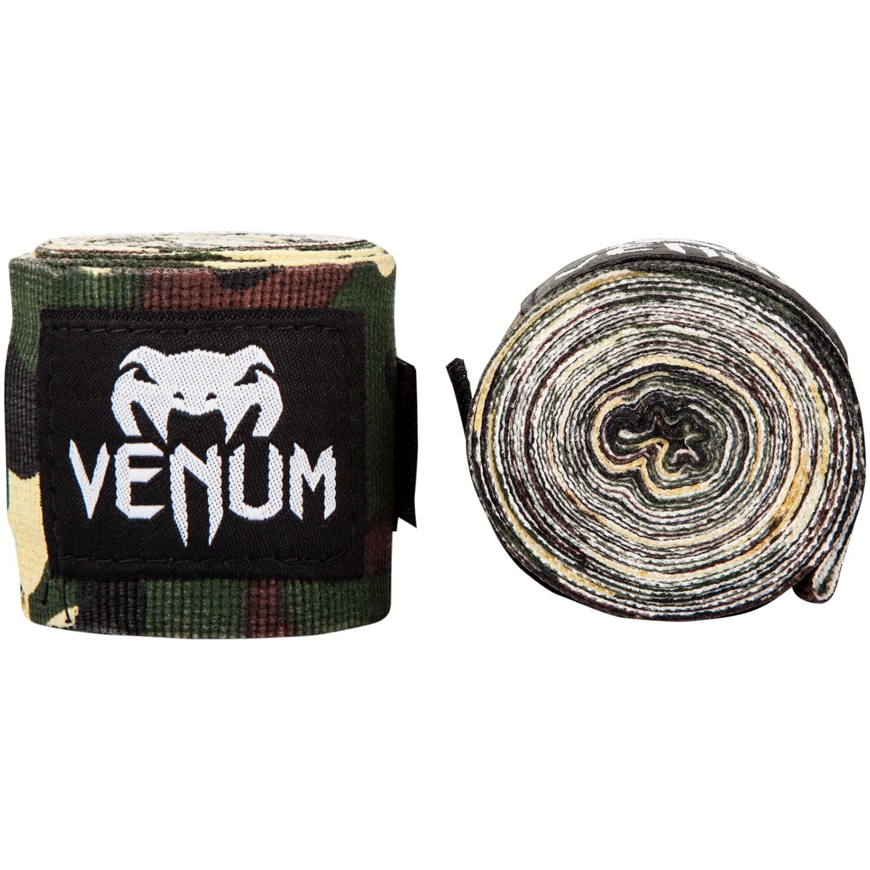 Бинты боксерские Venum Kontact 4m Forest Camo<br>Вес кг: 150.00000000;