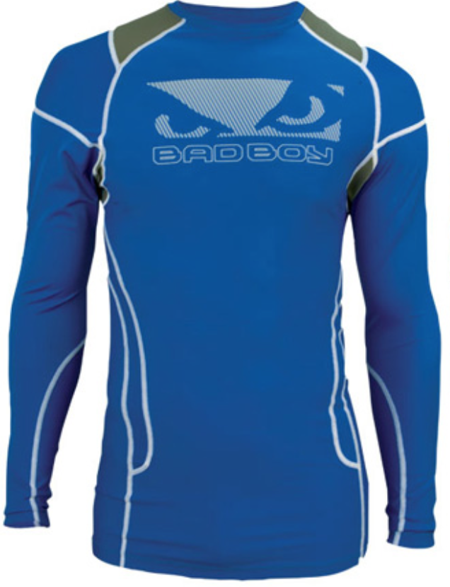 Рашгард Bad Boy Compression Performance Training Imperial Blue<br>Вес кг: 300.00000000;