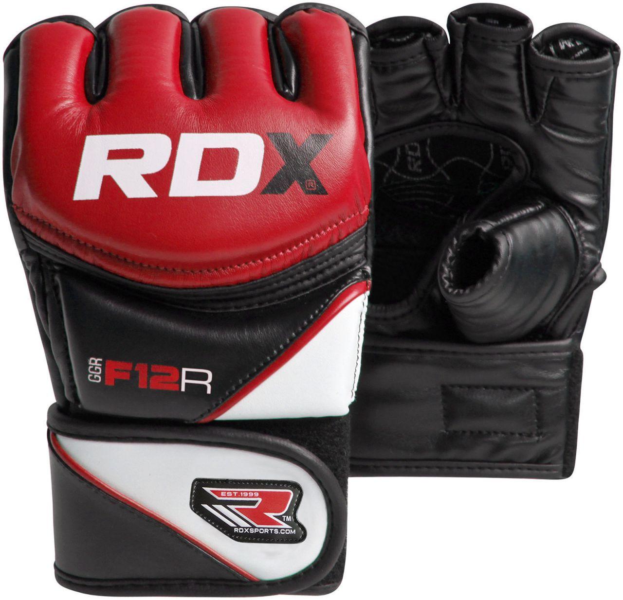 Перчатки ММА RDX GGR-F12R<br>Вес кг: 300.00000000;