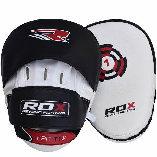 Лапы RDX White/Black With Strap<br>Вес кг: 2000.00000000;