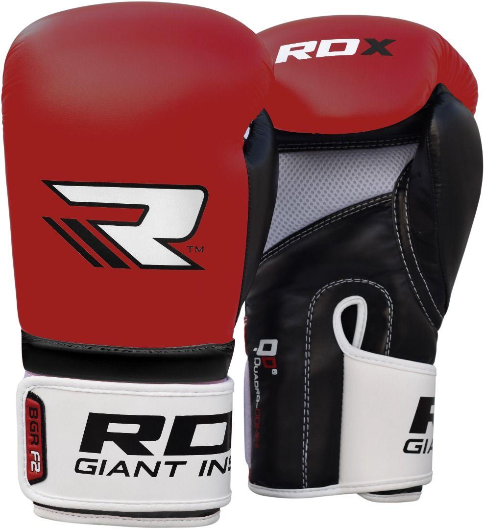 Перчатки боксерские RDX Rex Red<br>Вес кг: 500.00000000;