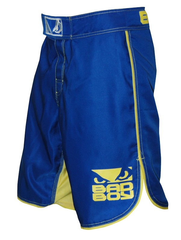 Шорты ММА Bad Boy MMA Blue/Yellow<br>Вес кг: 350.00000000;
