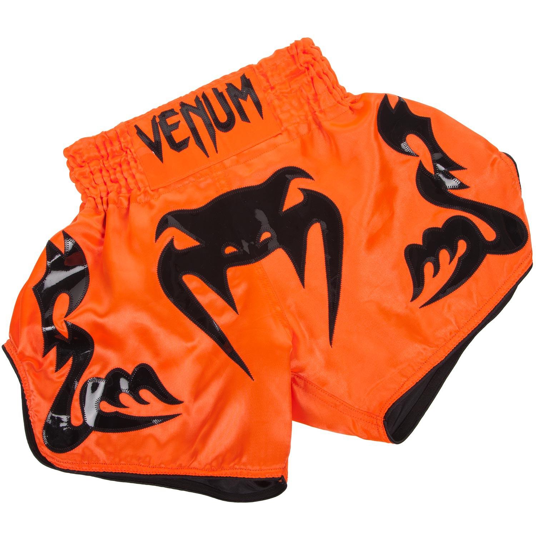 Шорты тайские Venum Bangkok Inferno Neo Orange<br>Вес кг: 300.00000000;