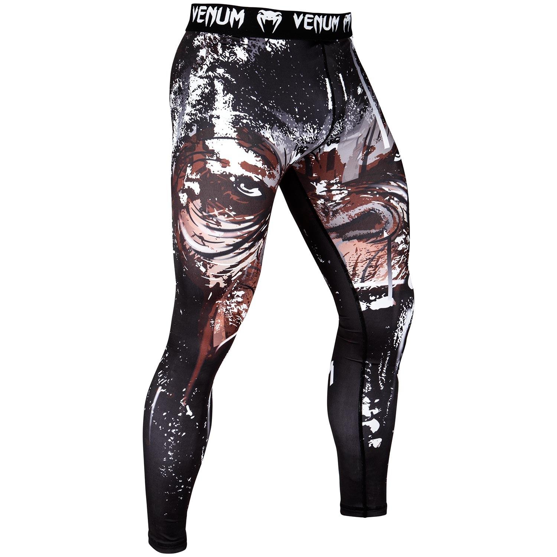 Компрессионные штаны Venum Gorilla Black<br>Вес кг: 250.00000000;