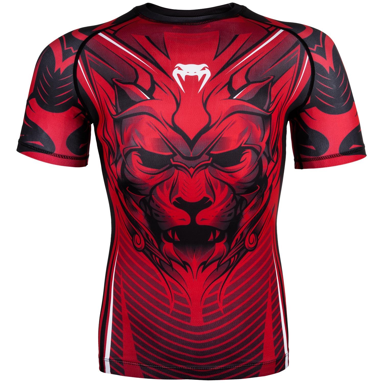 Рашгард Venum Bloody Roar Black/Red S/S<br>Вес кг: 200.00000000;
