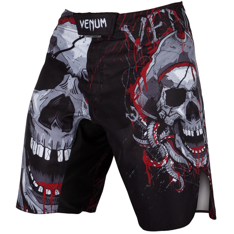Шорты ММА Venum Pirate 3.0 Black/Red<br>Вес кг: 250.00000000;