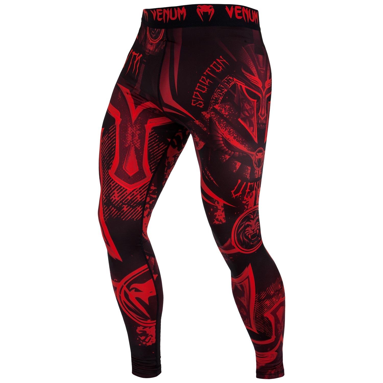 Компрессионные штаны Venum Gladiator Black/Red<br>Вес кг: 250.00000000;